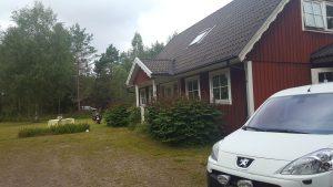 Susanna's parents house
